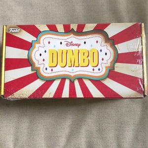 Dumbo funko pop boxed set UNOPENED